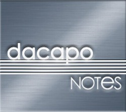 dacapo-notes